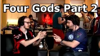 Smash Summit Four Gods Commentary Highlights Part 2