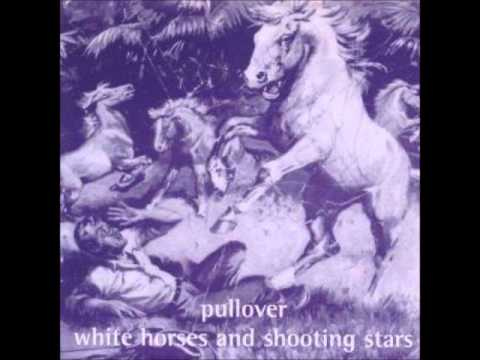 Pullover - White Horses and Shooting Stars