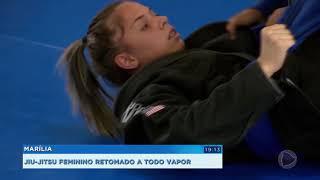 Competições de jiu-jitsu para jovens atletas são retomadas em Marília