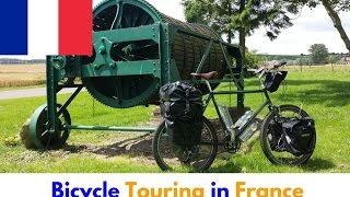 I made this film when bicycle touring in France. This was part of the longer cycling trip from Greece to England. Enjoy!