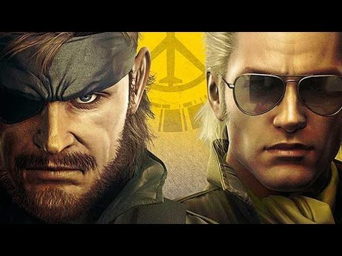 Metal Gear Solid Peace Walkthrough Full Gameplay Walkthrough [Longplay] No Commentary