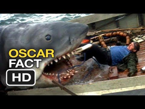 Jaws - Oscar Fact (1975) - Steven Spielberg Movie HD