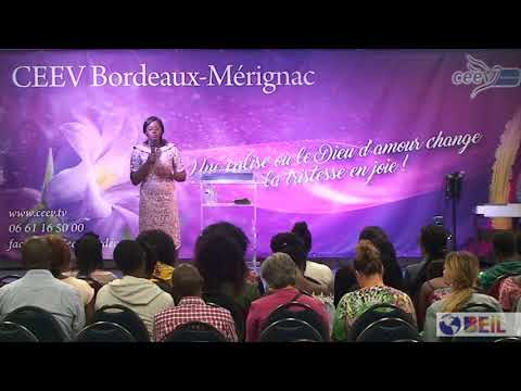 Nina Mabouadi - Guérir de ses blessures pour devenir un instrument de louange