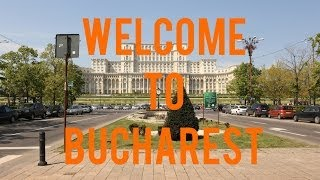 Bucharest Romania  city pictures gallery : Welcome to Bucharest, Romania!