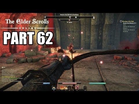 The Elder Scrolls Online Gameplay Walkthrough Part 62 – PC Ultra Settings Review