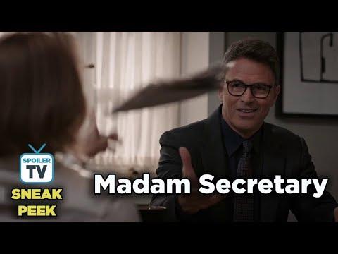 "Madam Secretary 5x08 Sneak Peek 2 ""The Courage to Continue"""
