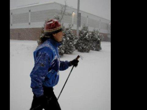 Bowdoin Nordic Skiing Training Sites