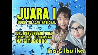 Video BAROKALLAH...!!! JUARA 1 GURU TELADAN SITUBONDO & Penggugah Video Penyanyi Dangdut Cilik Ina ( IKA ) MP3, 3GP, MP4, WEBM, AVI, FLV Maret 2019
