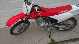 5. Honda CRF150f In-Depth Review & Startup