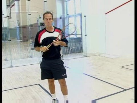 Squash Serving Drills : Squash Serving Drills: Overhead Serves