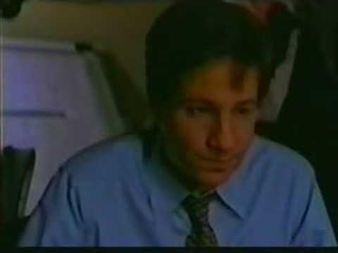 X-Files Season 1 Bloopers