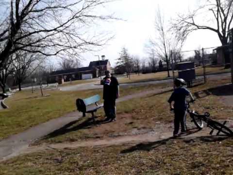 Quintin @ the Reynoldsburg Skate Park