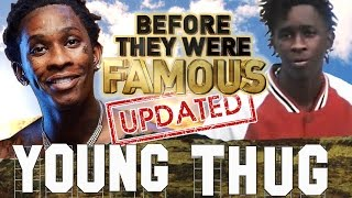 Video YOUNG THUG - Before They Were Famous - No My Name Is Jeffery MP3, 3GP, MP4, WEBM, AVI, FLV Maret 2018