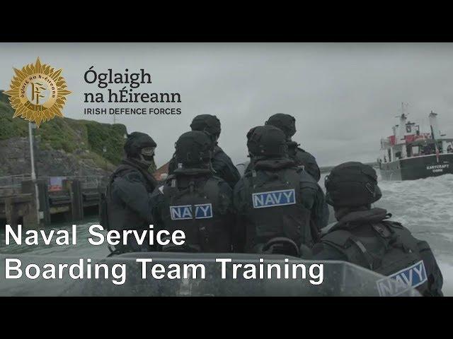 Naval Service Team Training