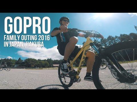GoPro HERO5 FAMILY OUTING JAPAN