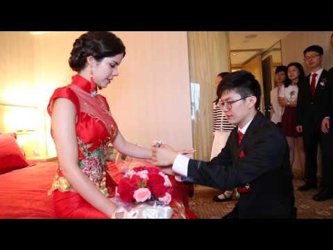 Wedding in China (видео)