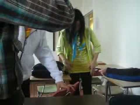 Fun at Viet school:]