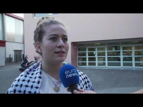 Έρχεται στην Ελλάδα η 17χρονη ακτιβίστρια Αχεντ Ταμίμι