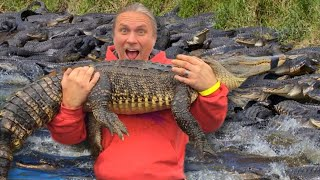 SAVING 170 ALLIGATORS LIVES!! | BRIAN BARCZYK by Brian Barczyk