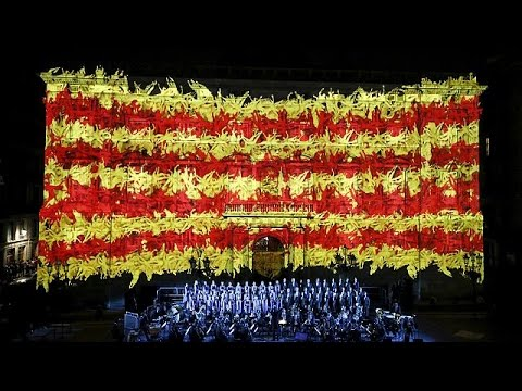 Ισπανία: Οι Καταλανοί γιορτάζουν την Εθνική τους Ημέρα και ζητούν ανεξαρτησία