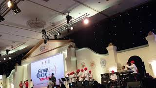Video Presiden Jokowi minta yg ngutang maju ke depan di acara reuni kagama  dijamin lucu MP3, 3GP, MP4, WEBM, AVI, FLV Oktober 2018