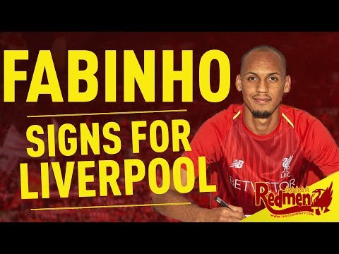 Liverpool SIGN FABINHO!