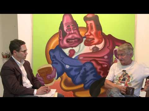 Art is Harmless - Conversations with Peter Saul