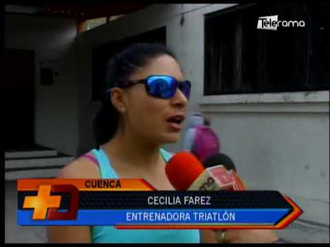 Triatletas se destacaron en campeonato nacional de triatlón