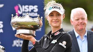 LPGA Tour - Nelly Korda, campeona ISPS Handa Australian Open