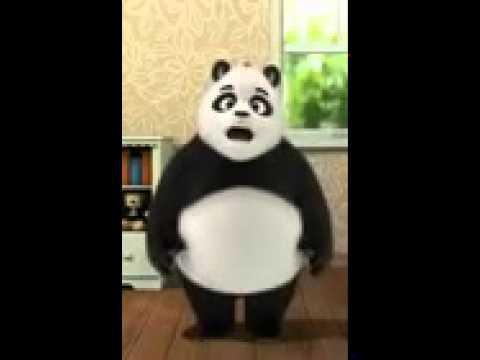 mensagem para amiga panda