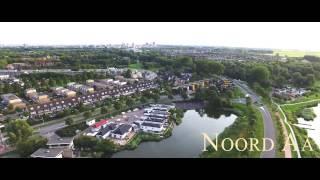 Zoetermeer Netherlands  city photos : DJI Phantom 3 - Zoetermeer by Drone - Noord Aa (Netherlands)