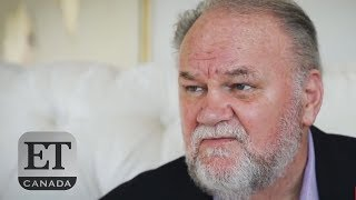 Thomas Markle To Prince Harry: 'Get Over It'