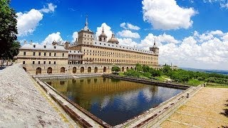 San Lorenzo de El Escoria Spain  City new picture : Monasterio de San Lorenzo de El Escorial / Royal Seat of San Lorenzo de El Escorial [IGEO.TV]