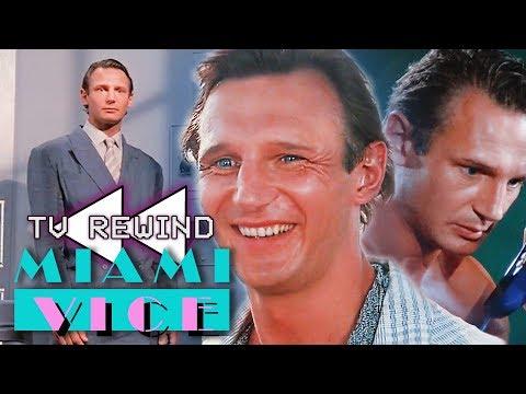 Liam Neeson en guest (TV Rewind)