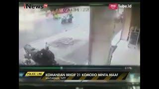 Video Terkait Pemukulan TNI Kepada Polantas, Komandan Brigif 21 Komodo Minta Maaf - Police Line 20/07 MP3, 3GP, MP4, WEBM, AVI, FLV Agustus 2017
