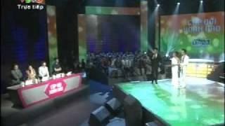 Cap doi hoan hao 2011 - Doan Trang va Tran Thanh (clip 1) - Chung ket cap doi hoan hao tuan 8 chu nh