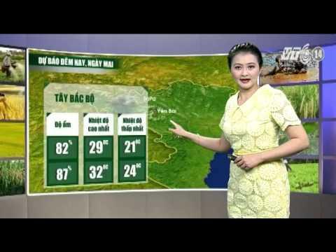 Thời tiết Nông vụ ngày 31.10.2014