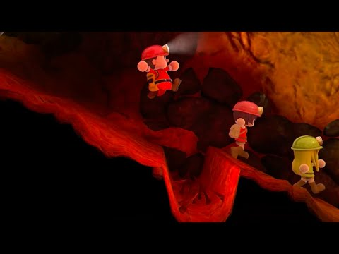 Spelunker Party Official Announcement Trailer