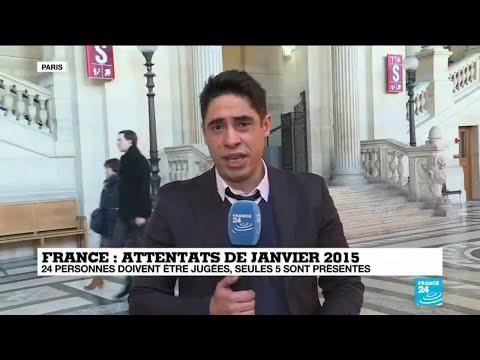 """Terrorisme en France : ouverture du procès de """"la filière de Sevran"""""""