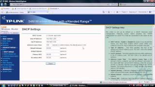 TPLINK Como Configurar Roteador Wireless 802.11g Com Virtua / SPEEDY - Www.professorramos.com -