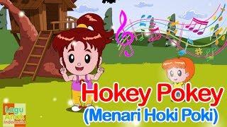 Hokey Pokey ( Menari Hoki Poki ) | Lagu Anak Indonesia