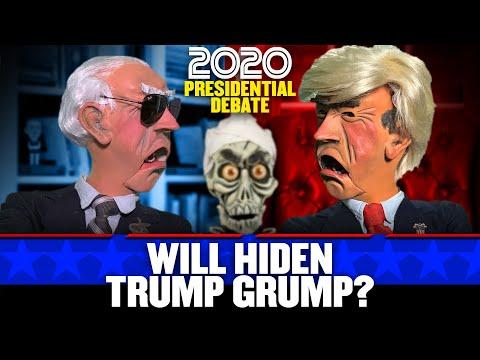 2020 Presidential Election: Will Hiden Trump Grump? | JEFF DUNHAM