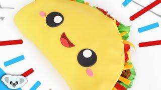 Taco Cake | Kawaii | Cake Art | Koalipops