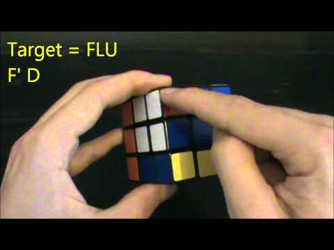 How to solve the Rubik's Cube blindfolded