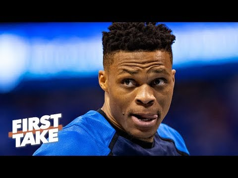 Russell Westbrook can't be your No. 1 option for a championship team - Stephen A. | First Take