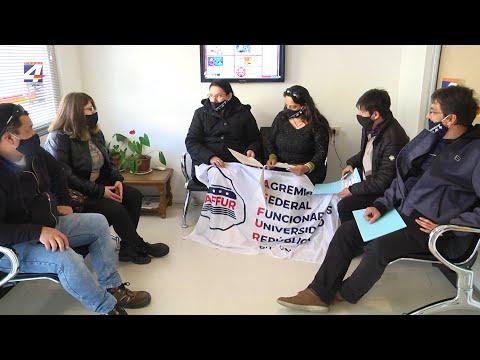 Sindicato de funcionarios no docentes de la Udelar está preocupado por el congelamiento del presupuesto