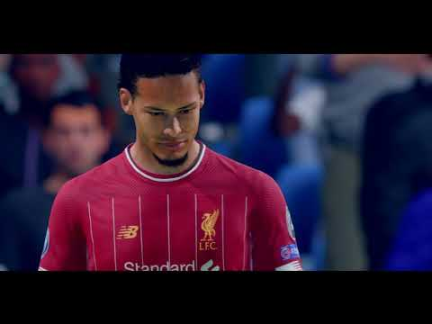 FIFA 20 Demo Gameplay - Real Madrid vs. Liverpool