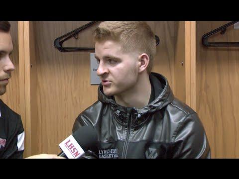 Zack Burnett Postgame vs Ohio Wesleyan (NCAA 2nd)