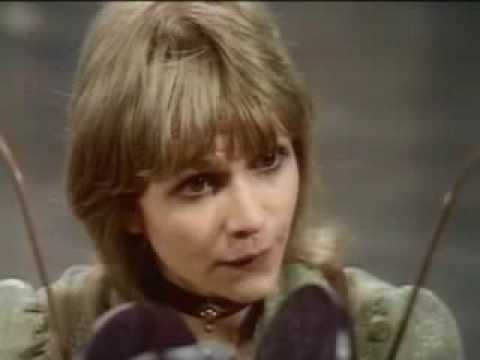 "Katy Manning as ""Jo Grant"""