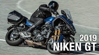 4. 2019 Yamaha NIKEN GT: Ride the Revolution